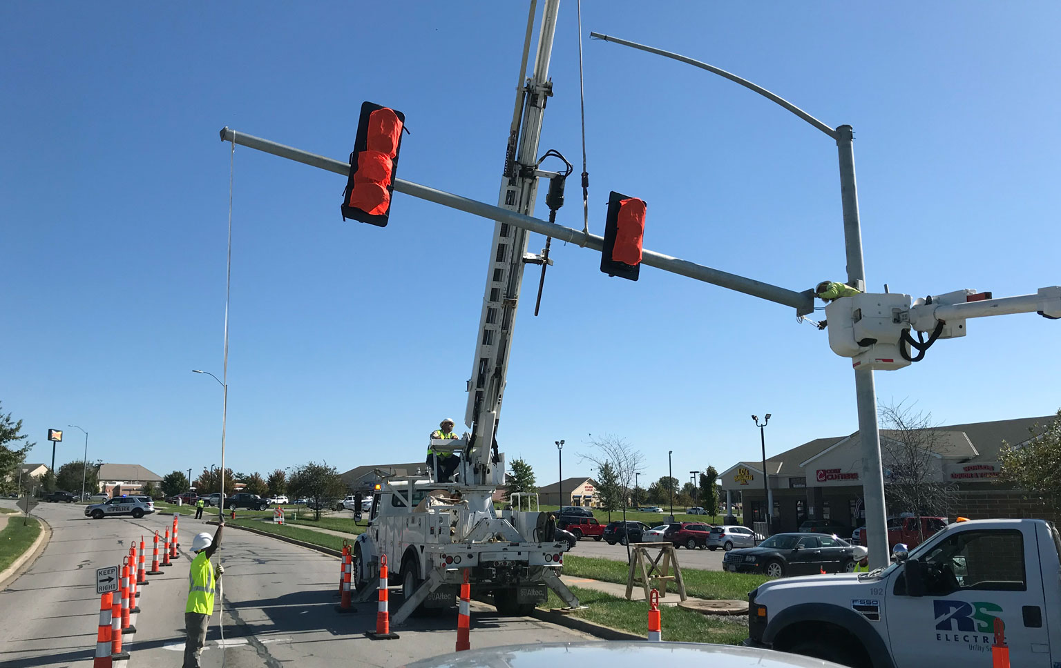 RS Electric Utility-Signals & Lighting
