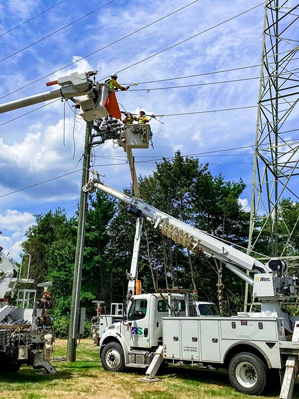 RS Electric Utility Lineman Services